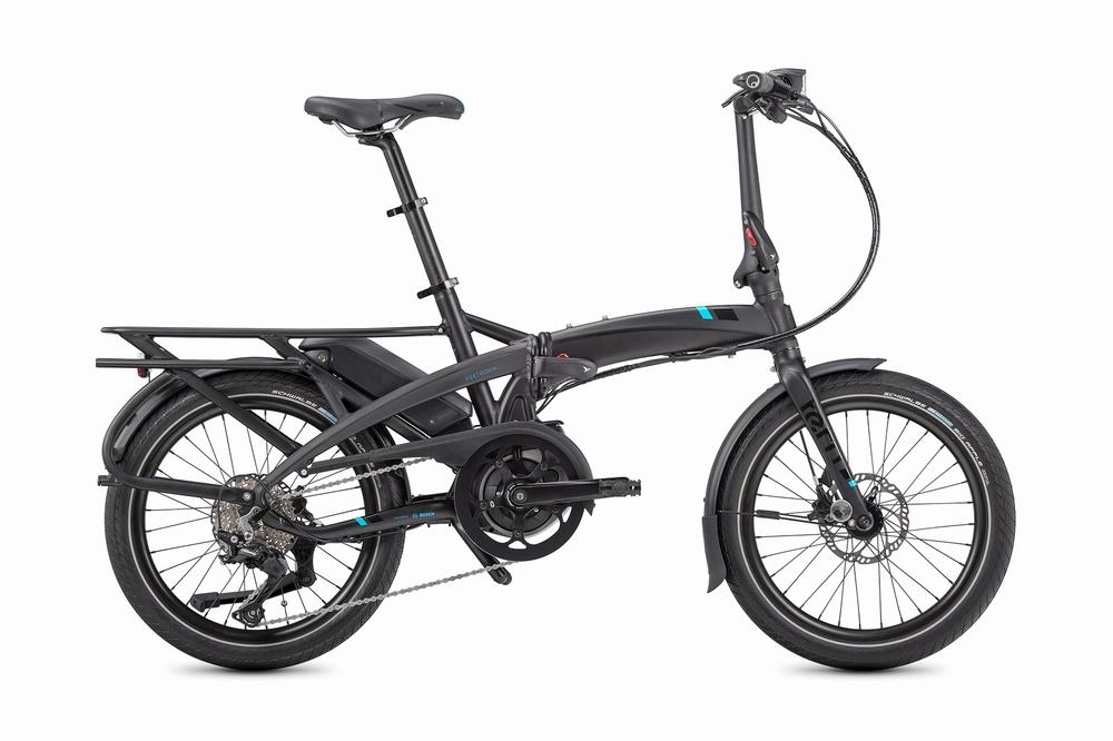 Fiets Vouw Tern E-Bike Vektron S10 (2018)